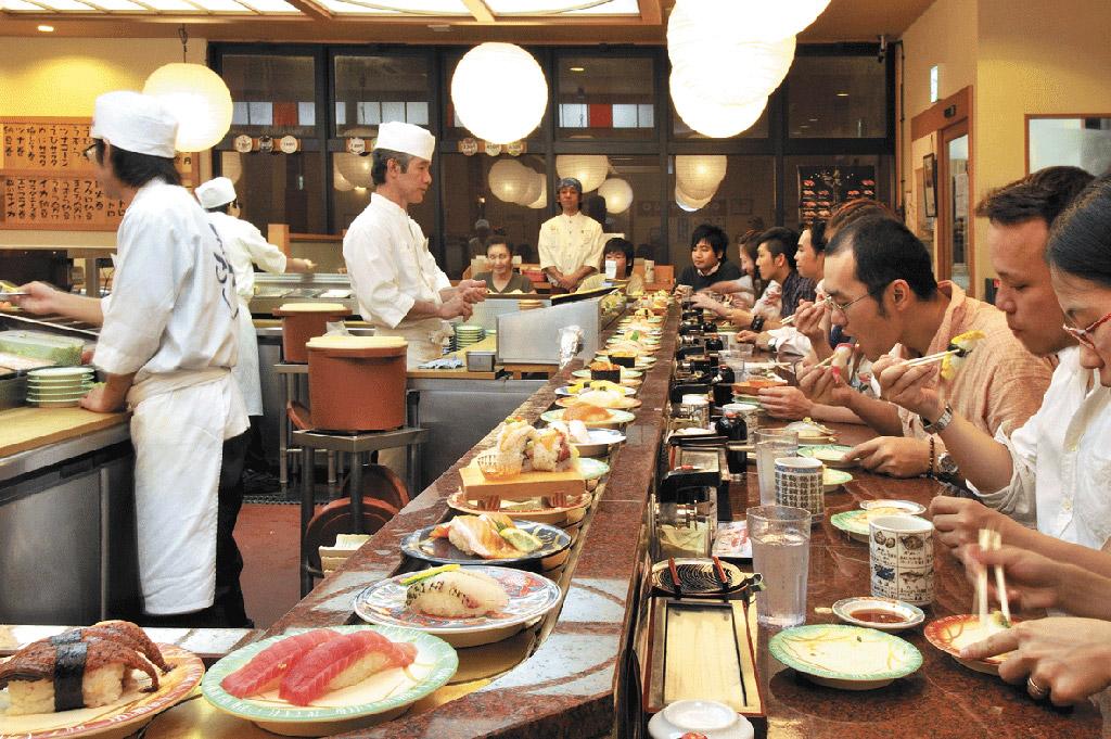回転寿司 一番亭